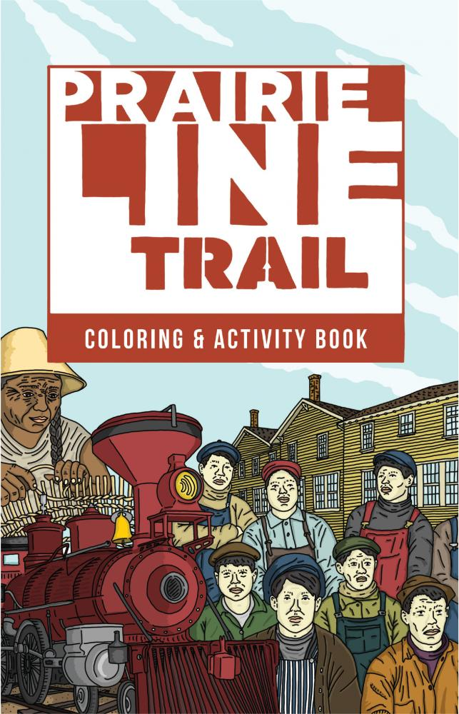 For Kids: Prairie Line Trail Activity Book